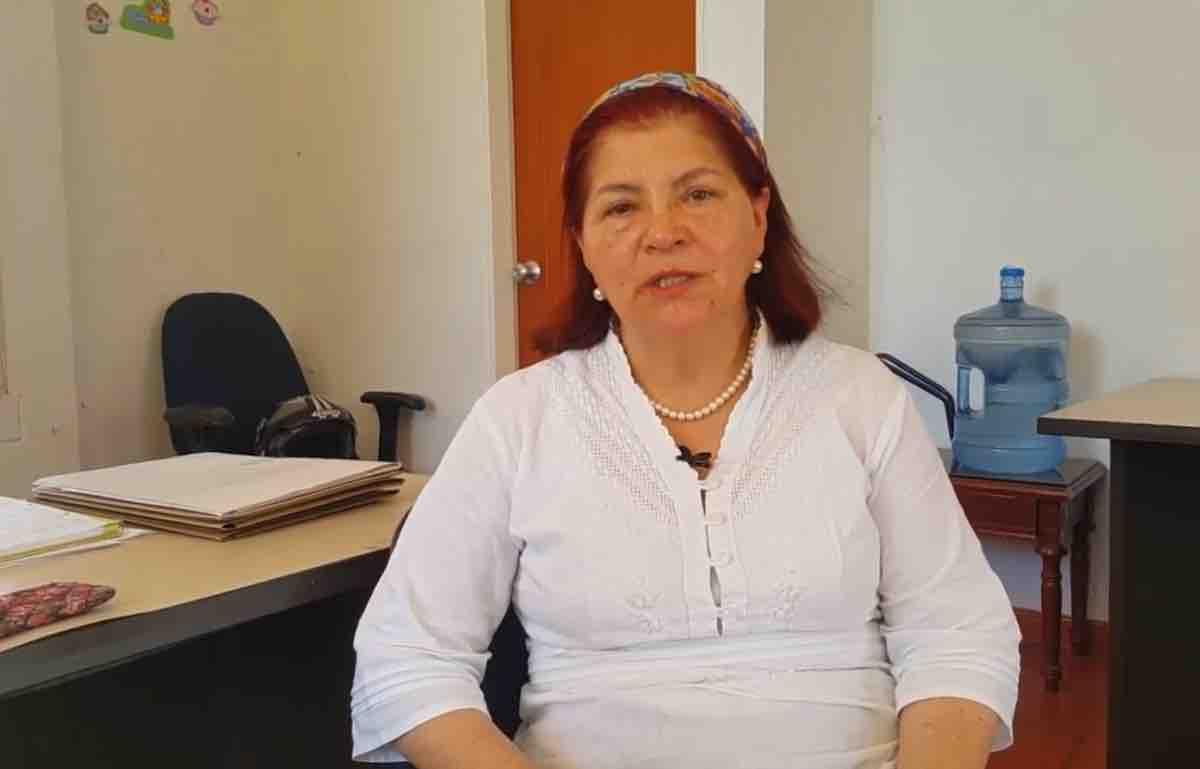 La profesora Nilce, como la conocían, era muy estimada entre los estudiantes de la Esap.