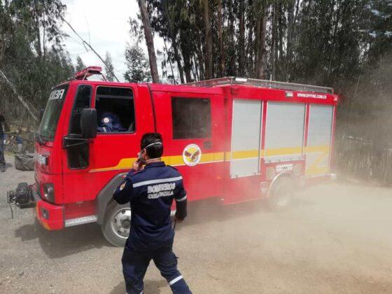 Atención: Acaban de hallar tres cadáveres dentro de la mina en la que desde hace ocho días habían quedado atrapados cuatro trabajadores. 4