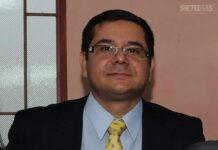 Servilio Caicedo Ulloa - alcalde de Moniquirá 2012 - 2016. Foto: archivo Boyacá Siete Días.