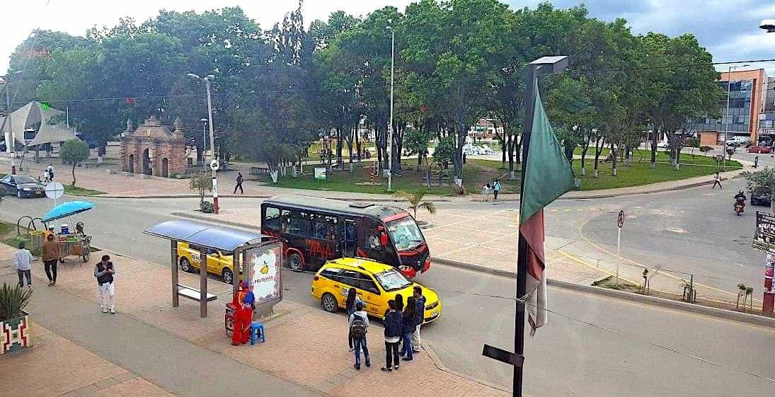 Servicio de taxi en Sogamoso, por placas pares e impares #Tolditos7días 1