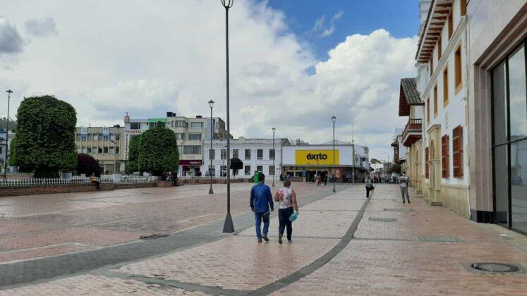 Así fue el último día de aislamiento obligatorio en las ciudades de Boyacá 8