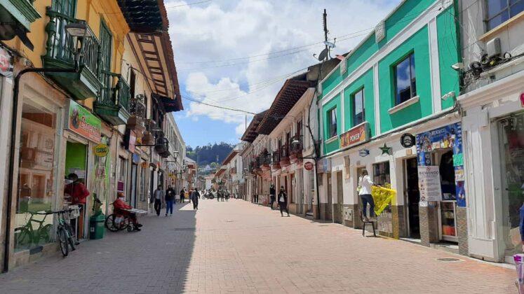 Así fue el último día de aislamiento obligatorio en las ciudades de Boyacá 9