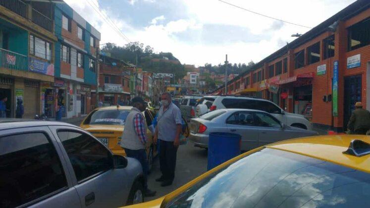Así fue el último día de aislamiento obligatorio en las ciudades de Boyacá 11