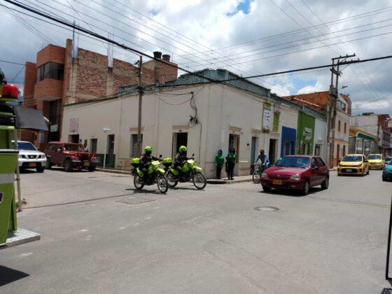 Así fue el último día de aislamiento obligatorio en las ciudades de Boyacá 6