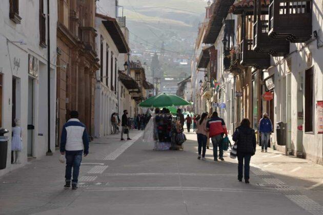 Así fue el último día de aislamiento obligatorio en las ciudades de Boyacá 14
