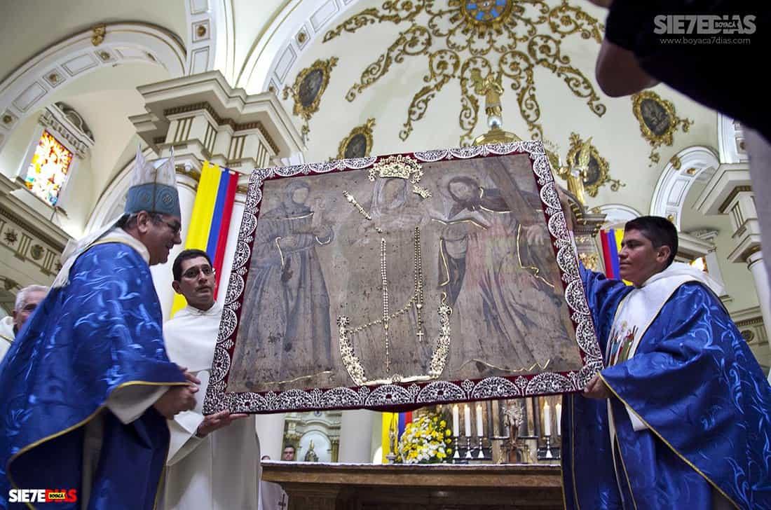 Boyacá, es un departamento devoto de la Virgen María 1