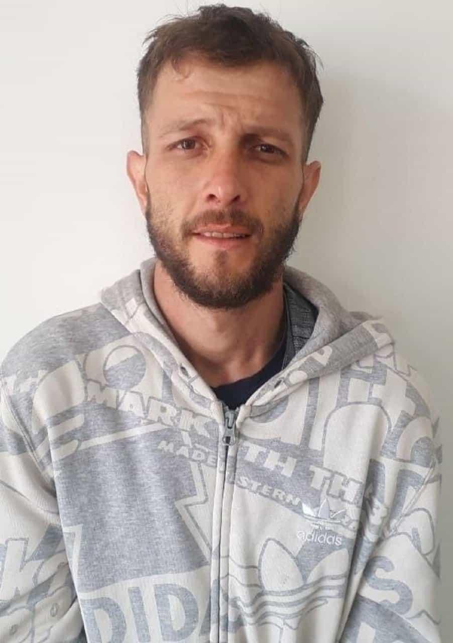 Adrián Felipe Lema Rodríguez, de 32 años, uno de los autores del intento de fleteo en Sogamoso. Foto: archivo particular