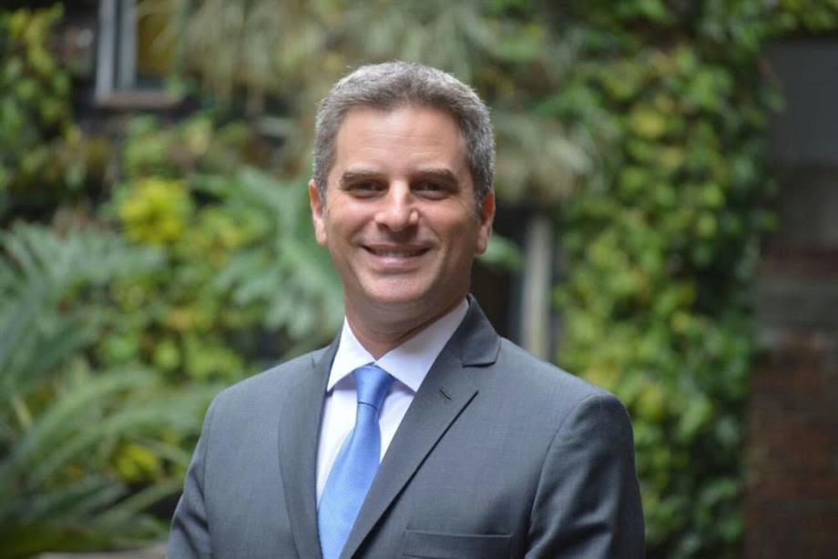 Ministro de Ambiente, Carlos Eduardo Correa Escaf. Foto: Archivo Particular