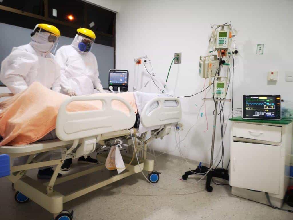 Alerta en Sogamoso porque la ocupación de camas en hospitalización general se acerca al tope 1