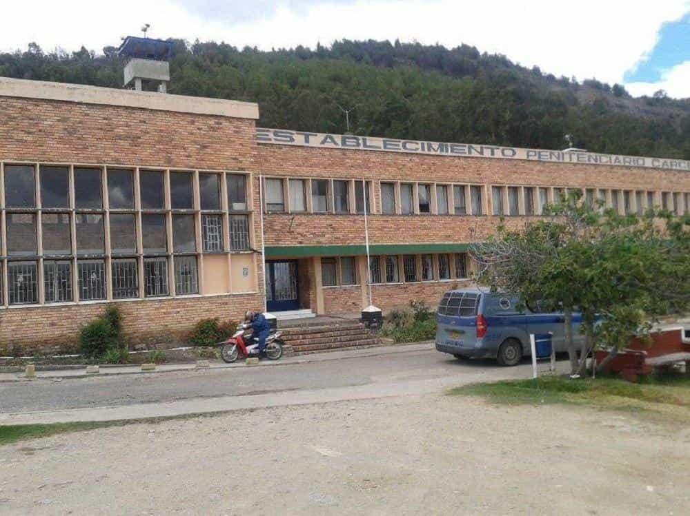 El centro penitenciario de la Ciudad del Sol tiene 542 personas privadas de la libertad, y en este momento hay 182 casos activos de COVID-19. Foto: archivo particular