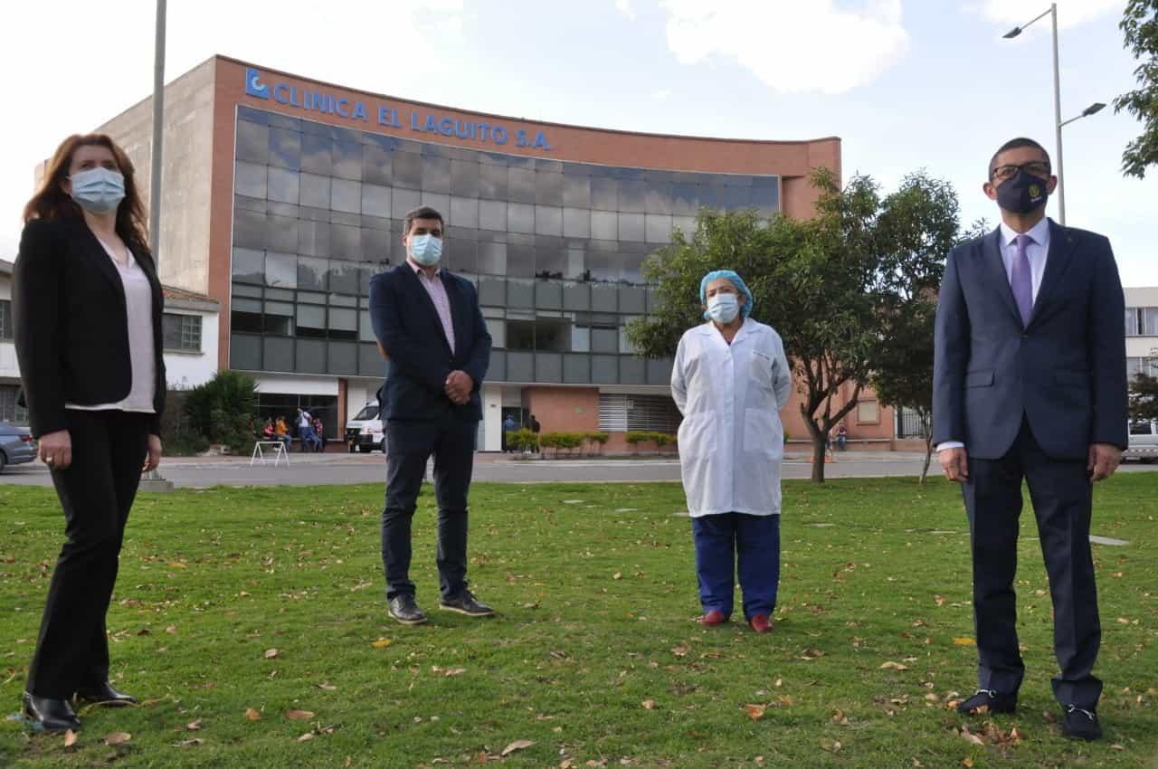La Clínica El Laguito en Sogamoso estrena desde ayer su unidad de cuidados intensivos 5