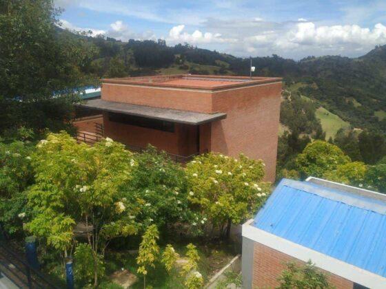 El colegio Marco Antonio Quijano Rico, de Sogamoso, ya cuenta con una sede nueva y moderna 4