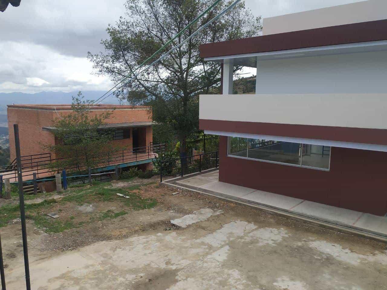 El colegio Marco Antonio Quijano Rico, de Sogamoso, ya cuenta con una sede nueva y moderna 1