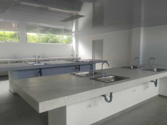 El colegio Marco Antonio Quijano Rico, de Sogamoso, ya cuenta con una sede nueva y moderna 2