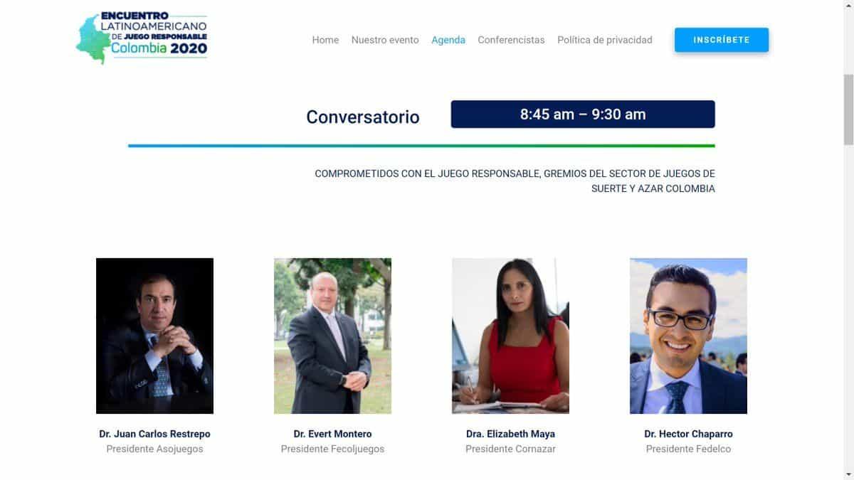 Héctor David Chaparro, ponente en encuentro latinoamericano #Tolditos7días 1