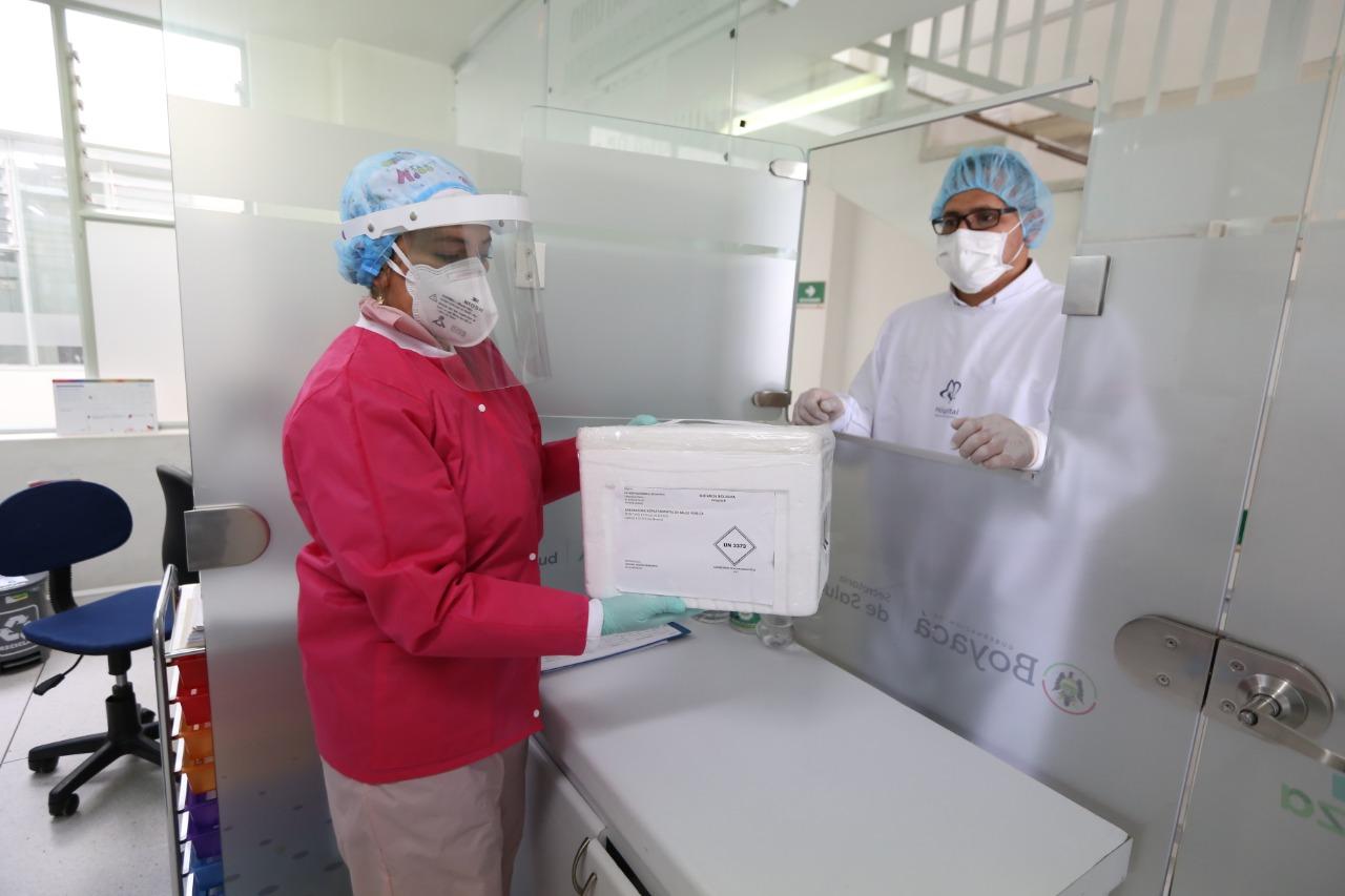 Este martes se confirman 267 nuevos casos y seis fallecimientos asociados a COVID-19 en Boyacá 1