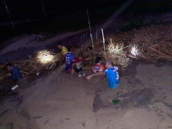 Emergencia en San Pablo de Borbur tras fuerte aguacero que colapsó el acueducto y alcantarillado 9