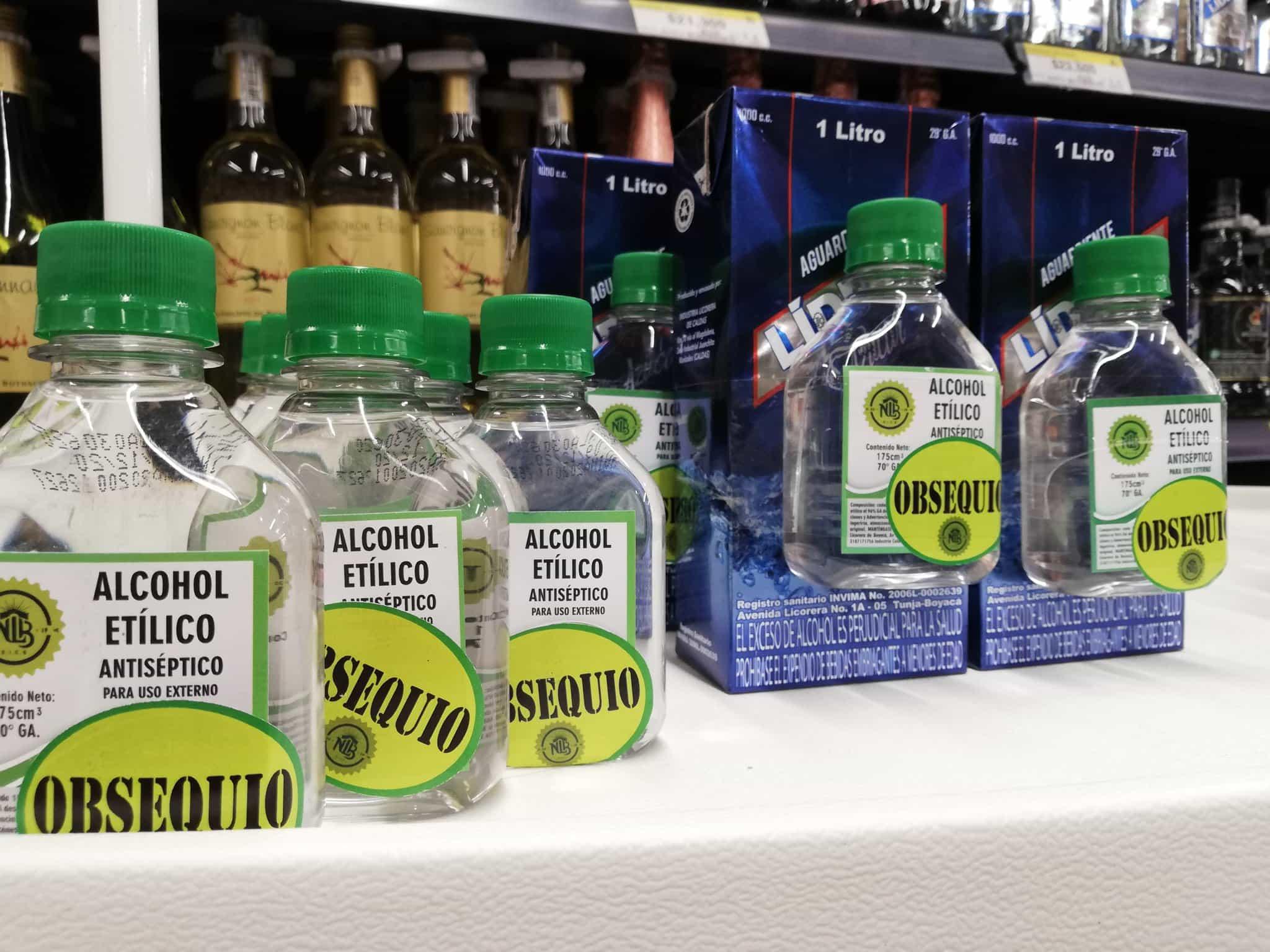 Gracias a la venta de alcohol, la industria de licores del departamento se ha mantenido en punto de equilibrio.