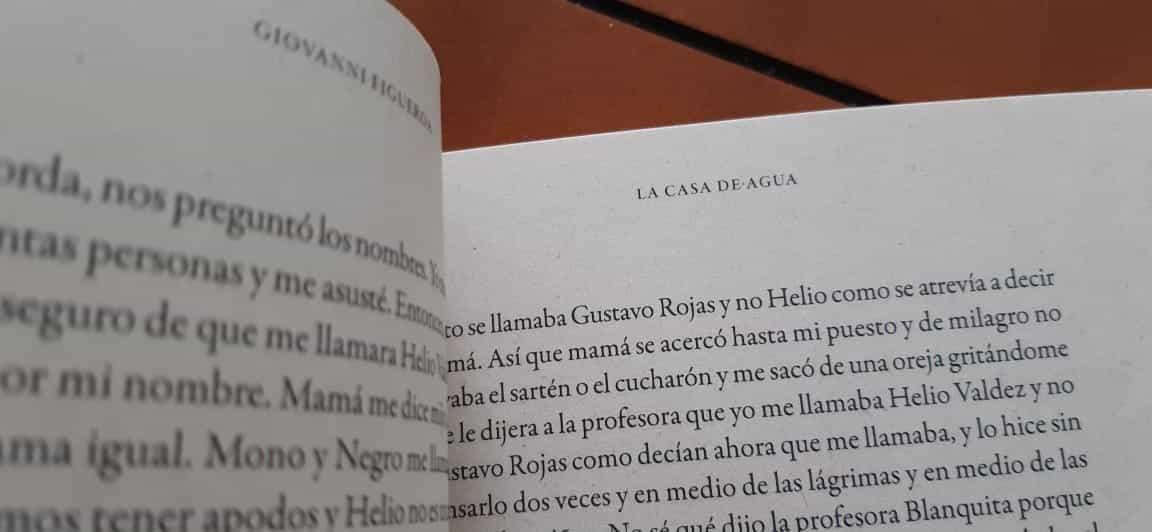 Esta novela breve describe la historia de la vida de la familia Valdez, a través de los ojos del narrador y personaje principal, Helio. Foto: archivo particular