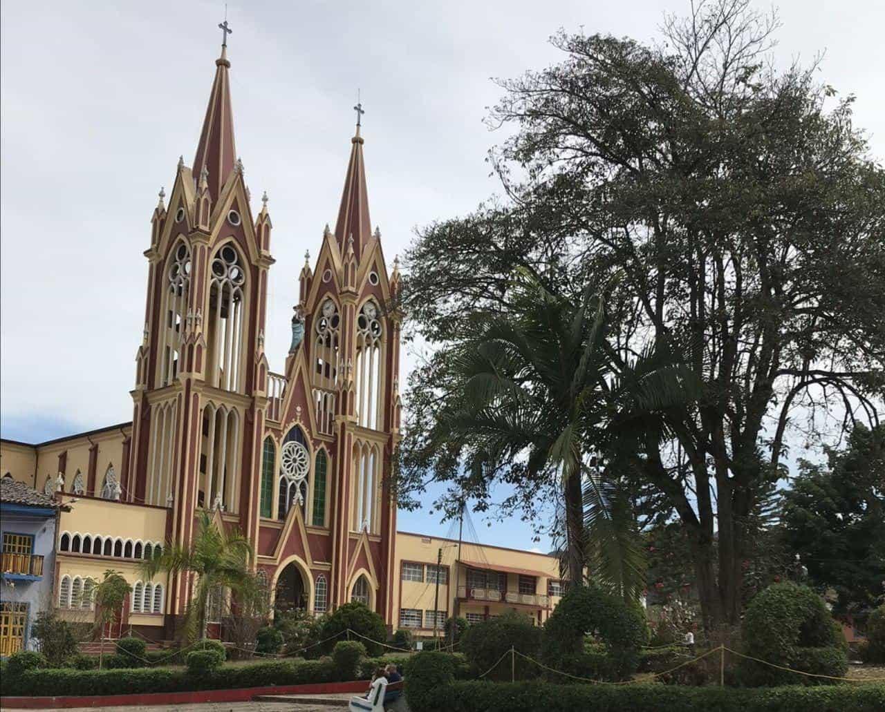 Municipio de La Capilla, ubicado en la provincia de Oriente de Boyacá. Foto: archivo particular