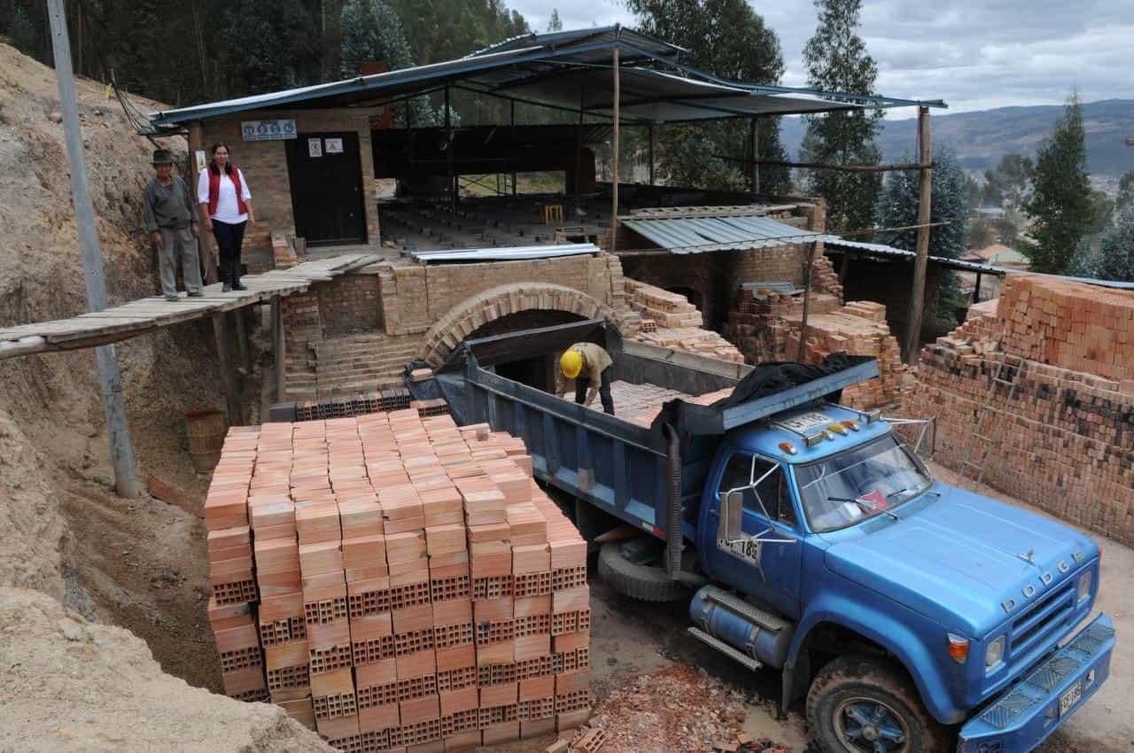 Alejo Gutiérrez propone la creación de un Clúster de Materiales de Construcción de Sogamoso. Foto: archivo particular