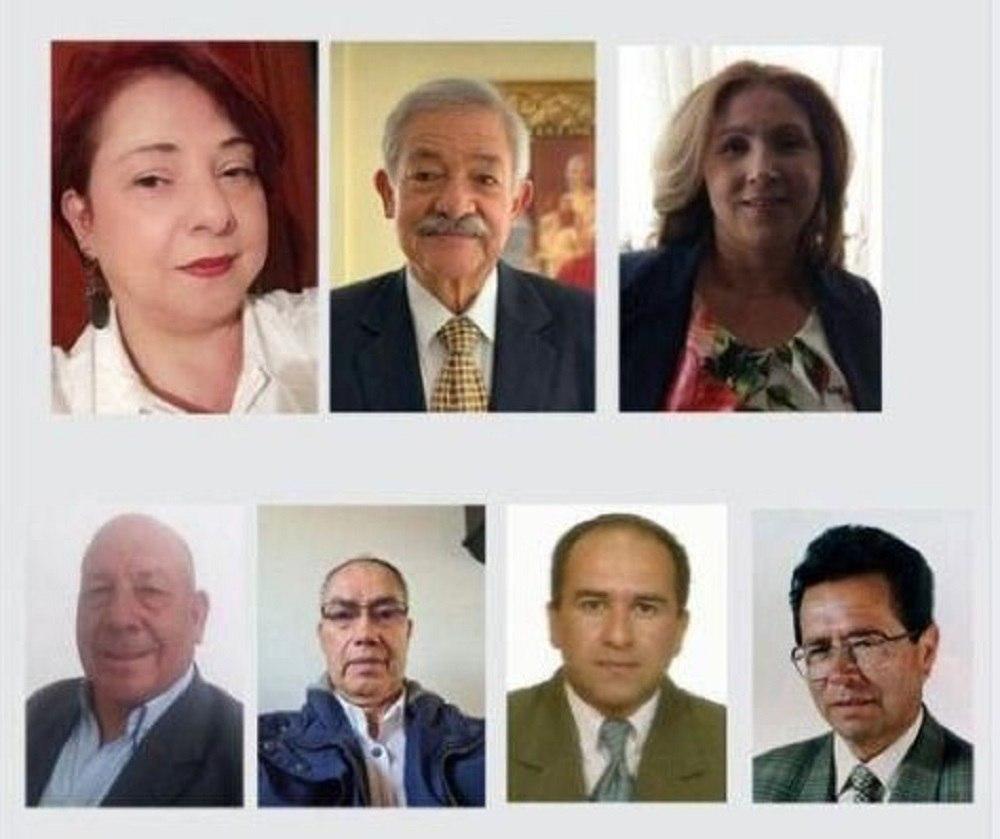 El reconocimiento a los 11 líderes del sector de salud de Boyacá se llevó a cabo en una ceremonia virtual. Foto: archivo particular