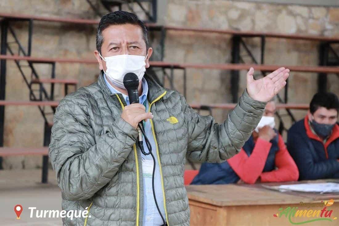 El secretario de Fomento Agropecuario de Boyacá hizo un completo análisis de lo que ha pasado y viene para el sector agropecuario en la pospandemia.