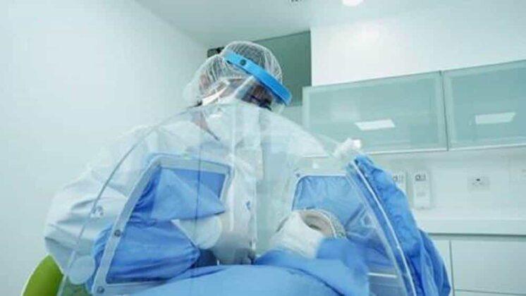 Con cápsulas de bioseguridad, odontólogos se alistan para volver a atender a sus pacientes 2