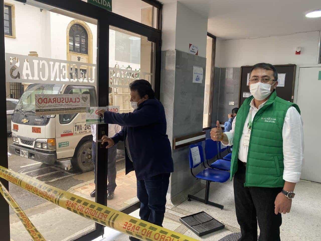 Alcalde de Sogamoso ya superó el coronavirus 1