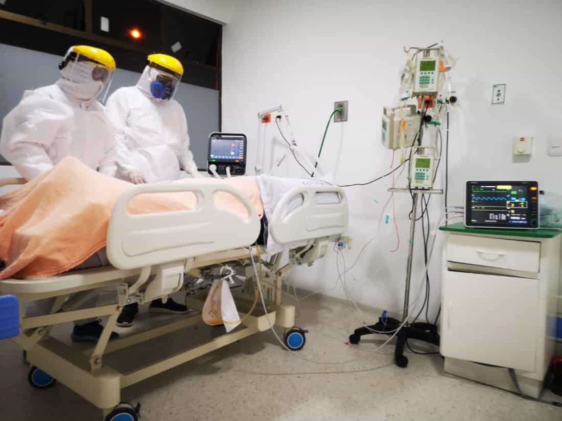 Este lunes se reportan 200 nuevos casos y nueve fallecimientos asociados a COVID-19 en Boyacá 1