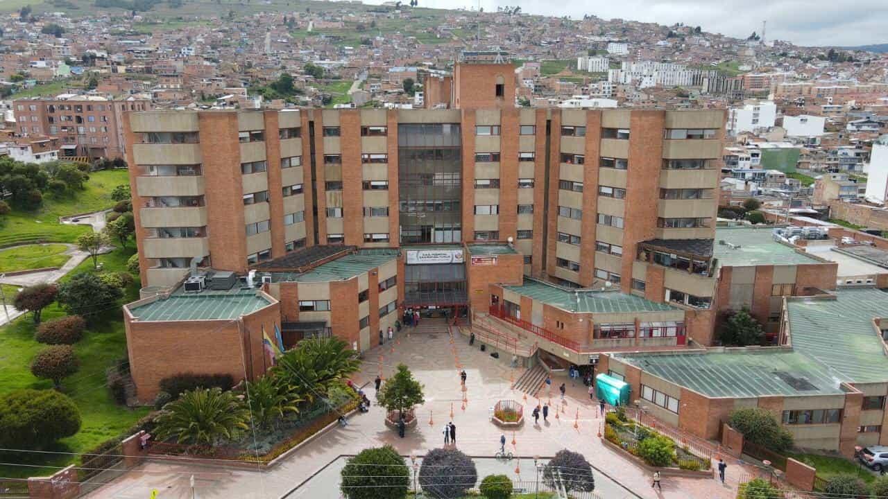 La Empresa Social del Estado Hospital Universitario San Rafael de Tunja, informa 1