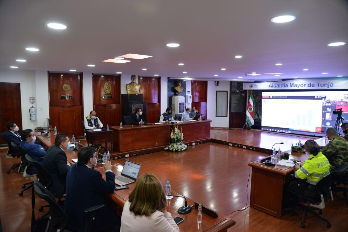 Confirmado el brote de coronavirus en el concejo de Tunja ¿Qué pasó? 1