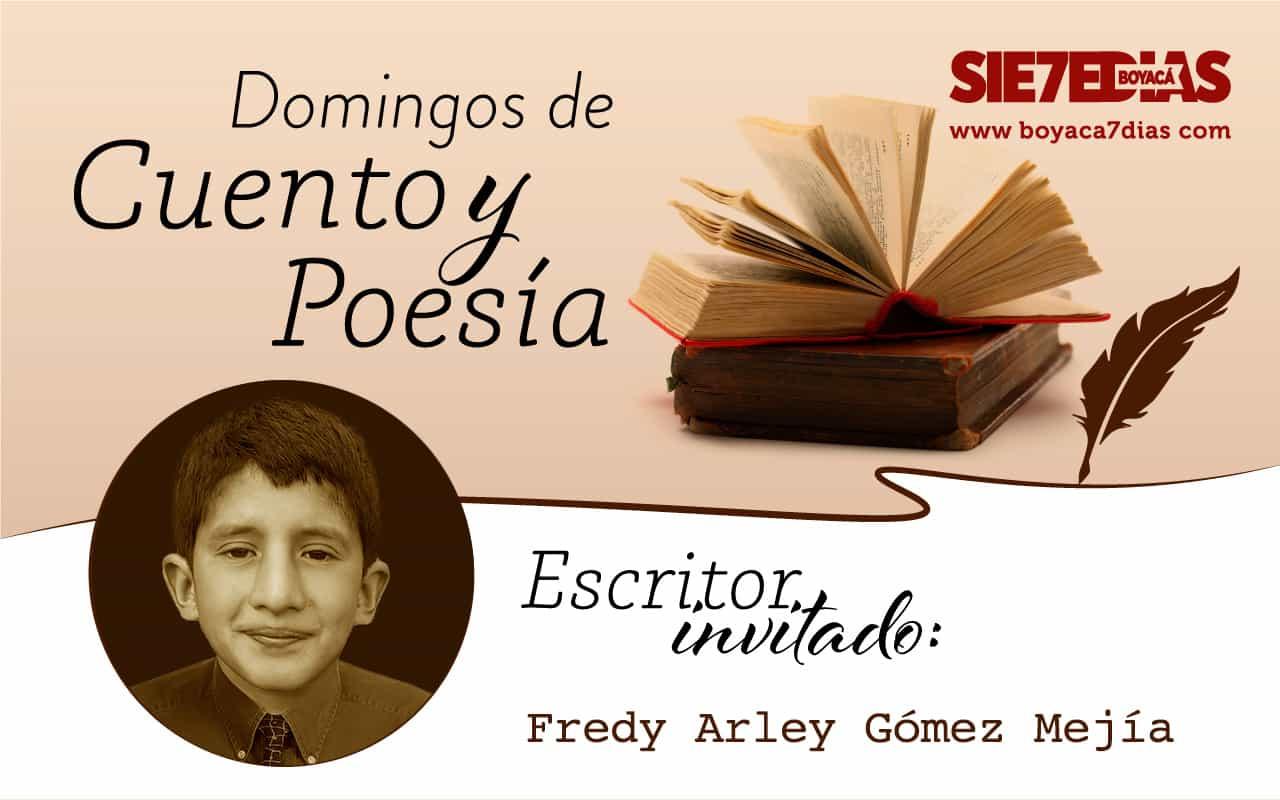 La Historia de Yacu - Fredy Arley Gómez Mejía #DomingosDeCuentoyPoesía 1