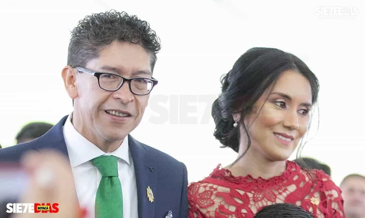 Gobernador de Boyacá va por el Premio Construyendo Sueños #Tolditos7días 1