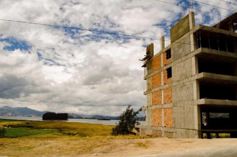 Otra medida que busca la protección del lago de Tota frena obra de hotel #Tolditos7días 1