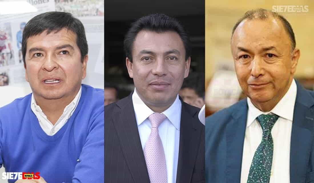Gustavo Puentes quiere Senado, pero todo depende de la lista a la Cámara #Tolditos7días 1