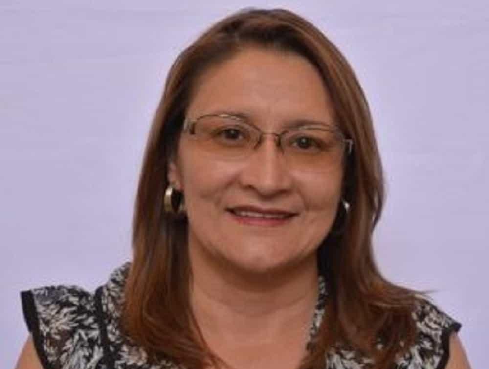 María Eugenia Beltrán. Foto: Archivo Particular