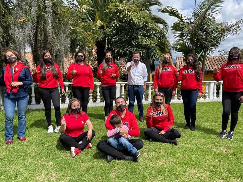 El representante Rodrigo Rojas, bendito entre las mujeres liberales #Tolditos7días 1