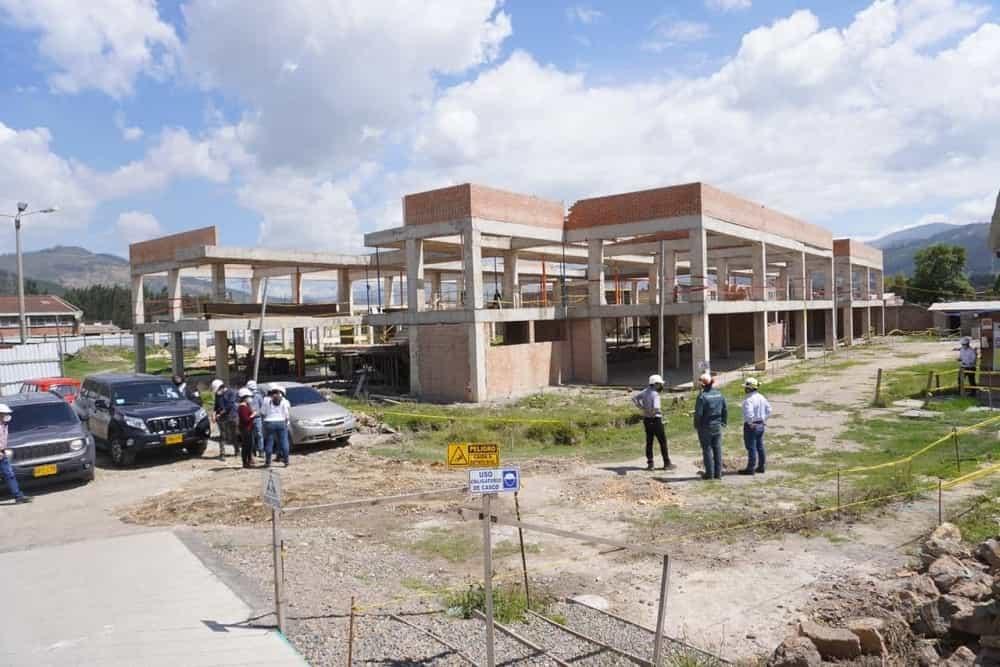 Colegios de Sogamoso que construyen por convenio con el Ministerio de Educación estarían listos en el 2021 1