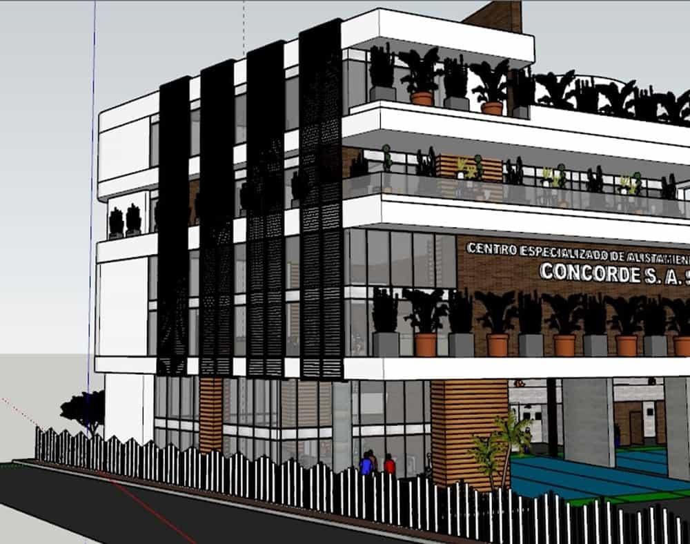 Cootransbol Líneas Concorde se trasladará a Sogamoso, donde está construyendo su sede principal 5