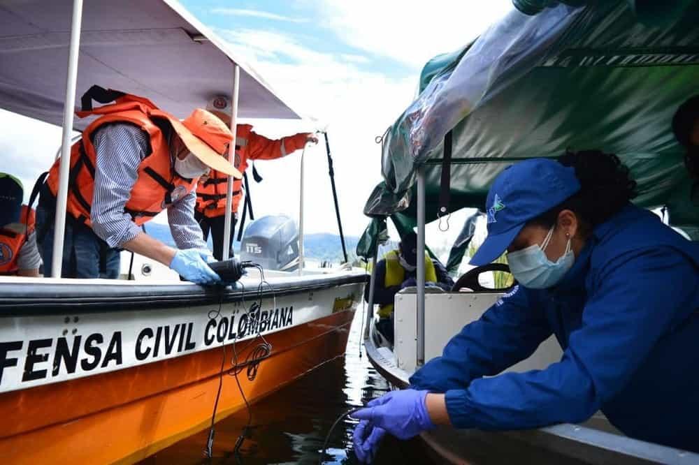 'Verdaderamente sí hay una grave contaminación en el lago de Tota, no solo de plomo', procurador ambiental #LaEntrevista #LoDijoEn7días 2