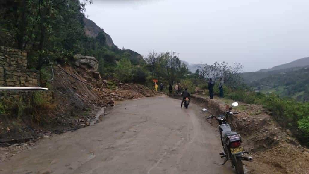 Piden no transitar de noche por la carretera entre los municipios de Socha y Socotá, en provincia de Valderrama 1