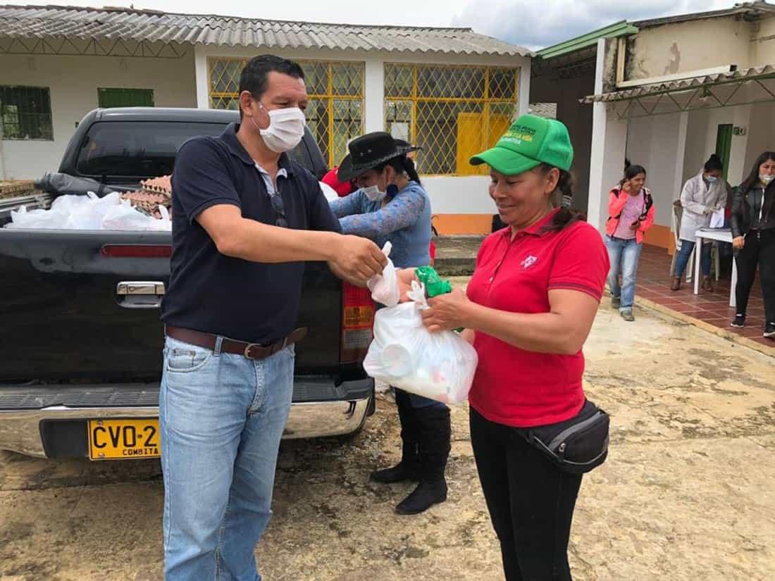 El alcalde de Gachantivá cuenta cómo establecieron brote de asintomáticos para coronavirus: van 28 casos en una semana #LaEntrevista #LoDijoEn7días 2