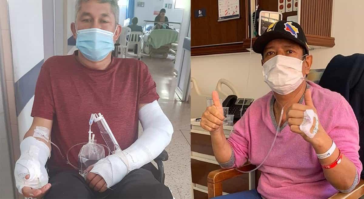 Los dos alcaldes vecinos y con incapacidad médica #Tolditos7días 1