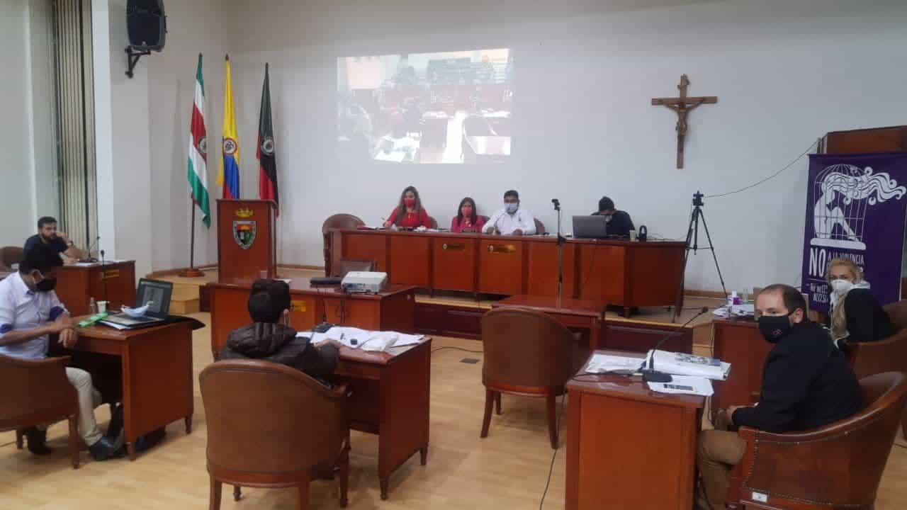 La alcaldesa de Duitama explica cómo ejecutará el empréstito por $20.700 millones 4