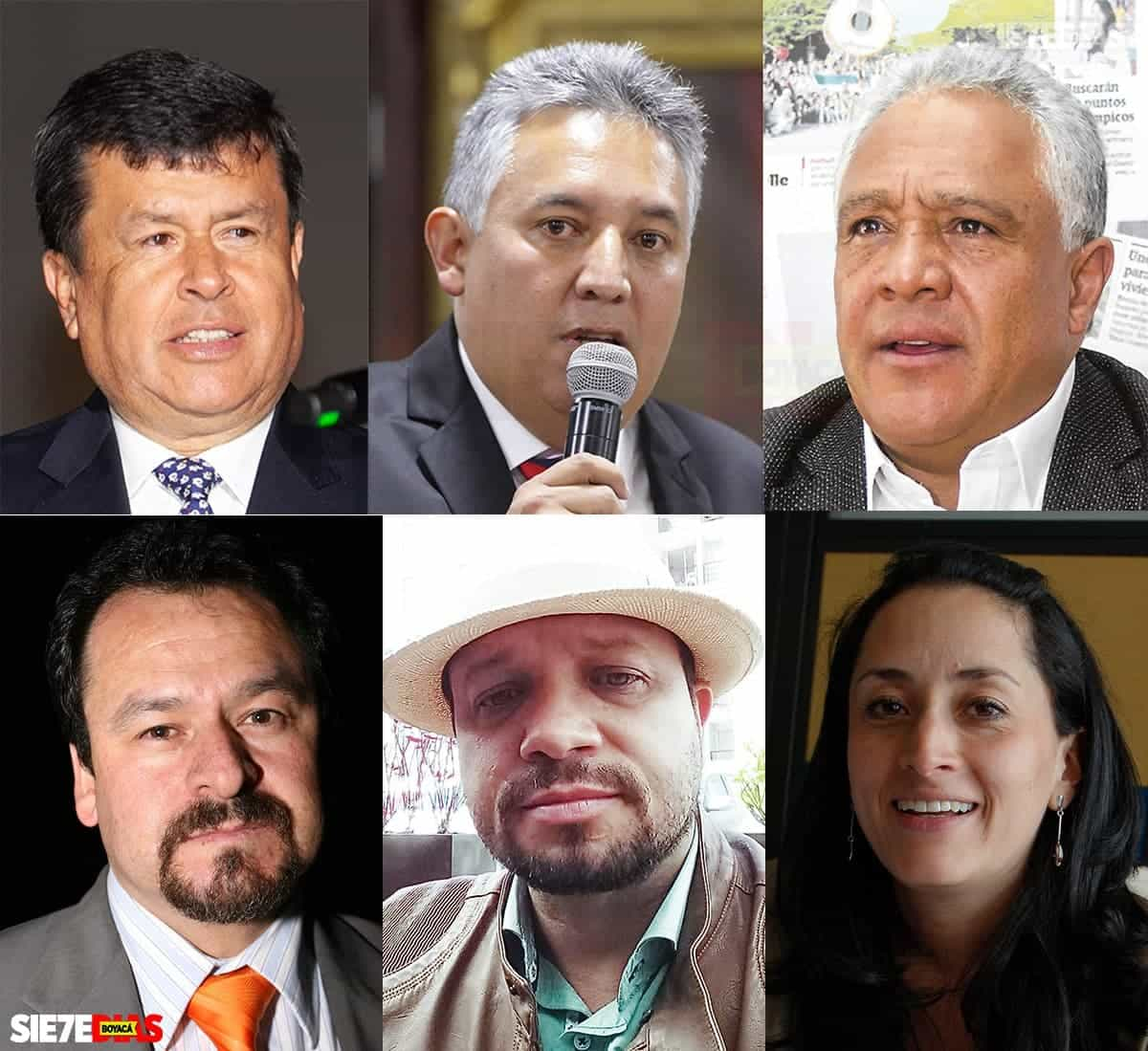 Estos son los 20 que van por el cargo de Director del Sena en Boyacá 1