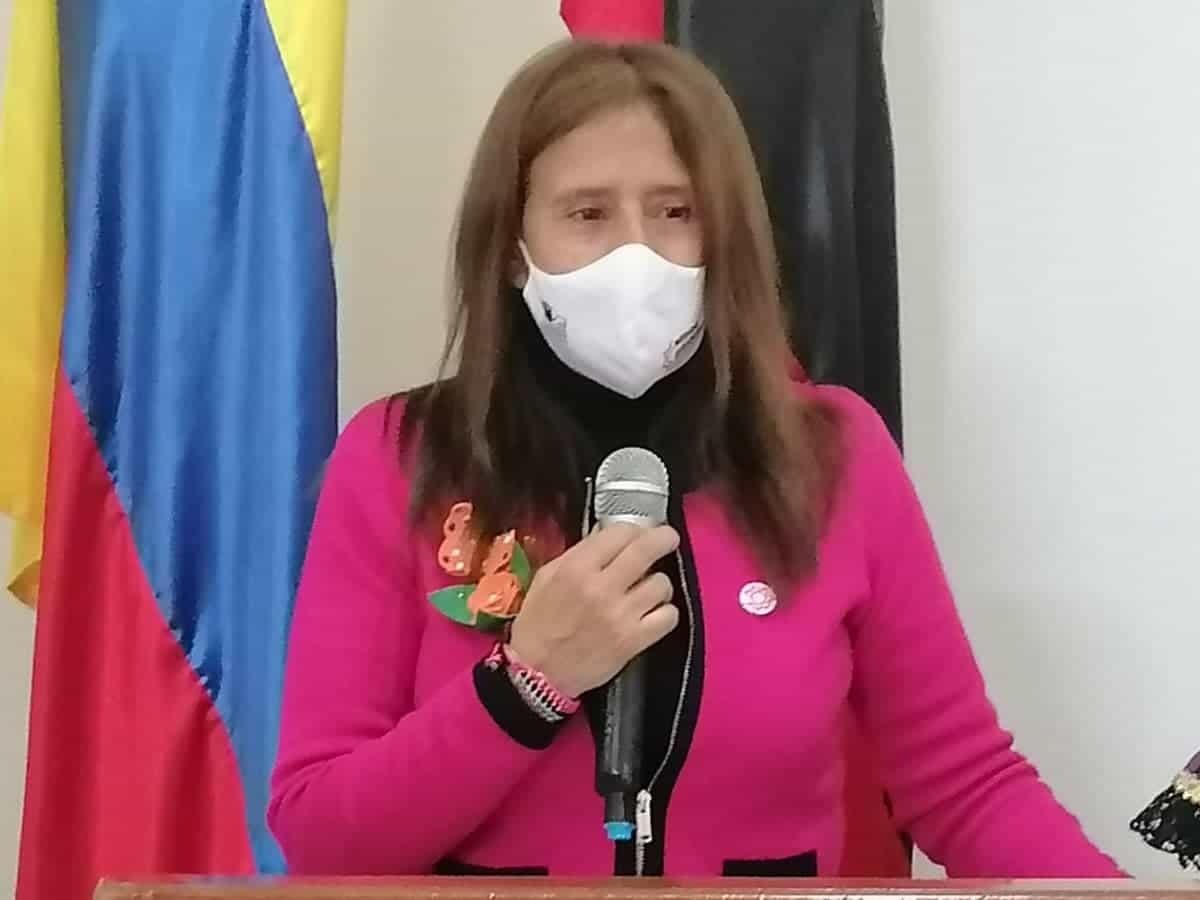 La alcaldesa de Duitama explica cómo ejecutará el empréstito por $20.700 millones 1