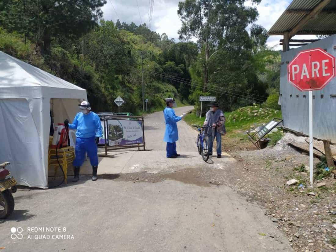 El alcalde de Gachantivá cuenta cómo establecieron brote de asintomáticos para coronavirus: van 28 casos en una semana #LaEntrevista #LoDijoEn7días 4