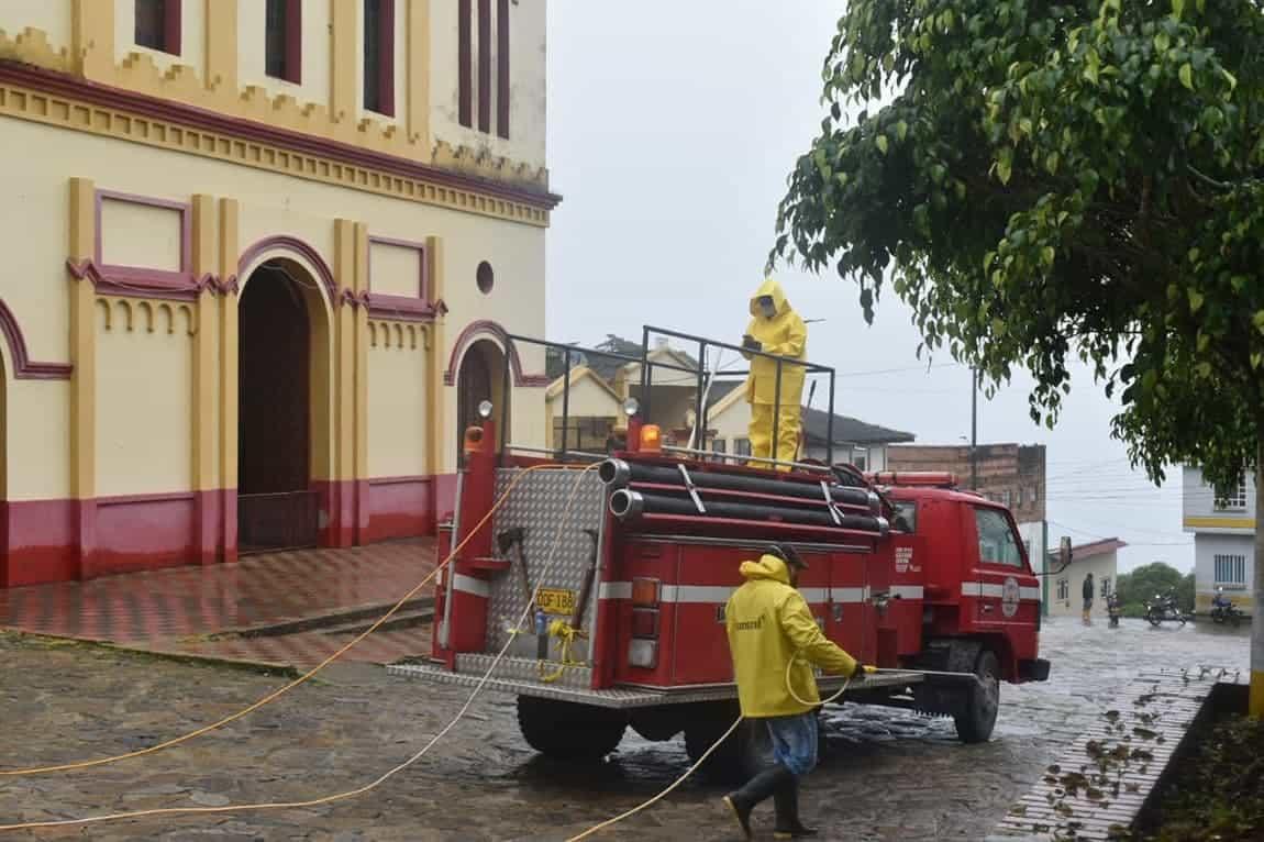 Habla el alcalde de Rondón, uno de los cinco municipios que hasta anoche era No COVID #LaEntrevista #LoDijoEn7días 4