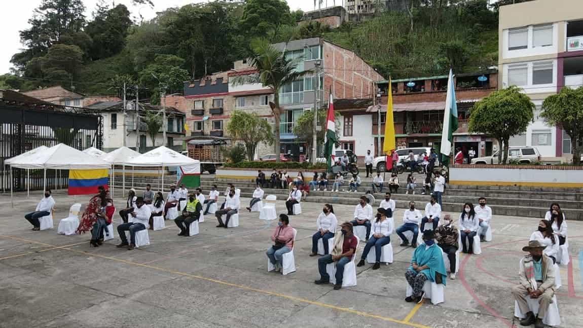Habla el alcalde de Rondón, uno de los cinco municipios que hasta anoche era No COVID #LaEntrevista #LoDijoEn7días 6